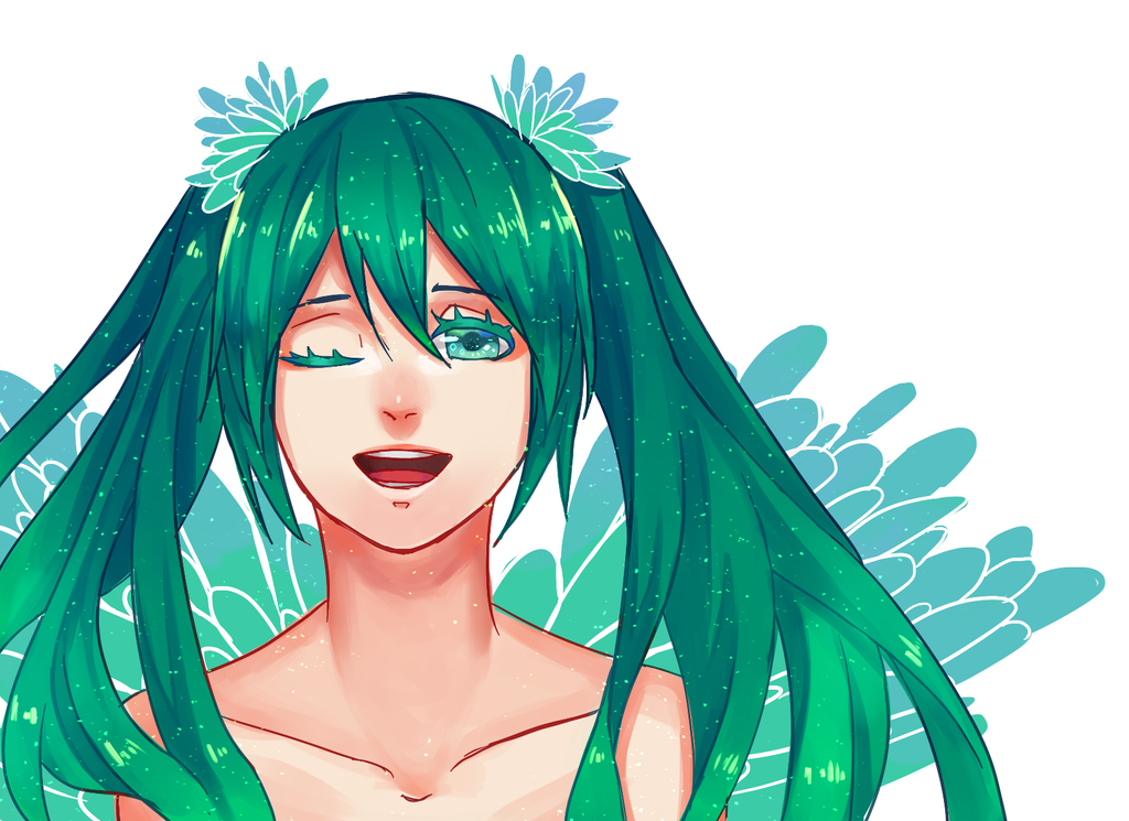 Miku Birthday 2014 by Alilz