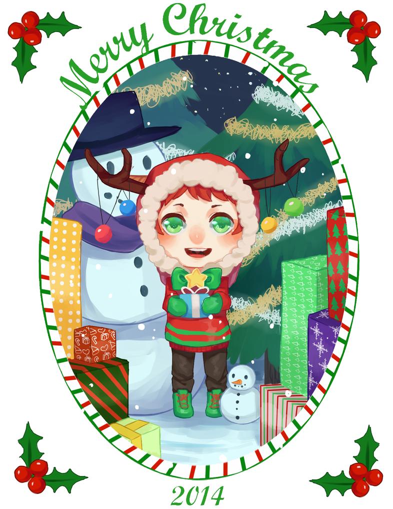 Christmas 2014 by Alilz