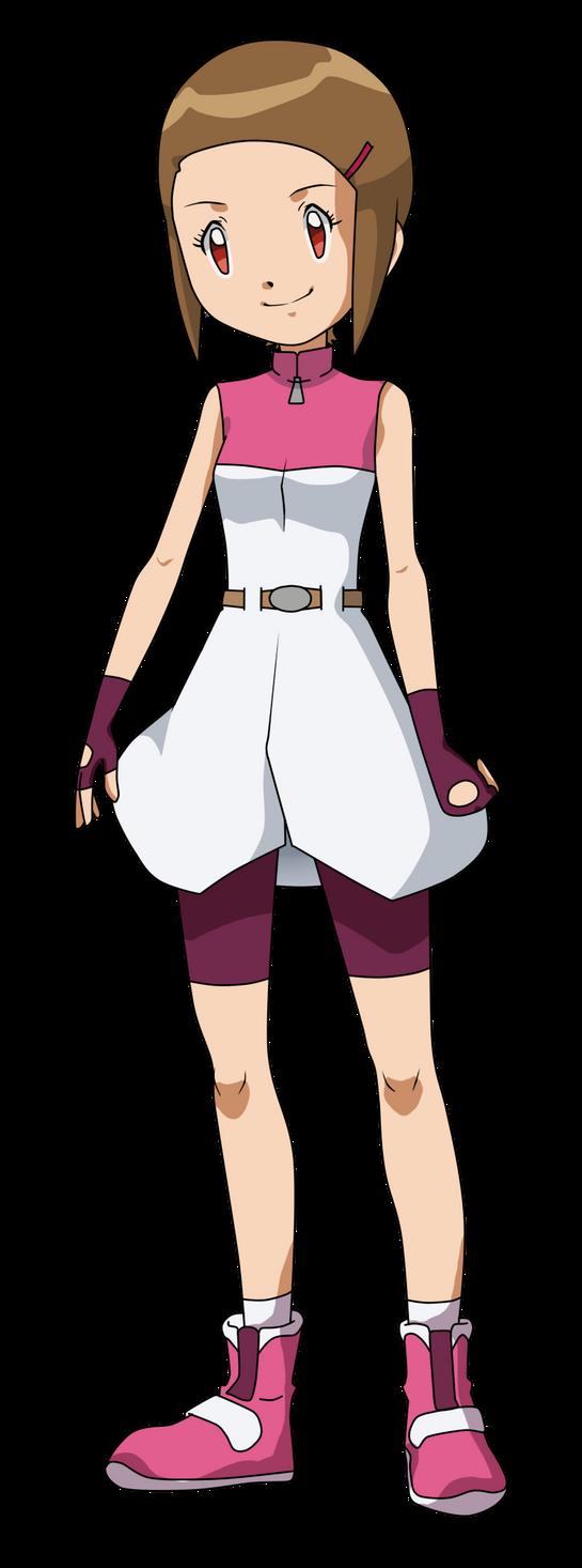 Hikari Yagami ZT Re-Designed by Deco-kun
