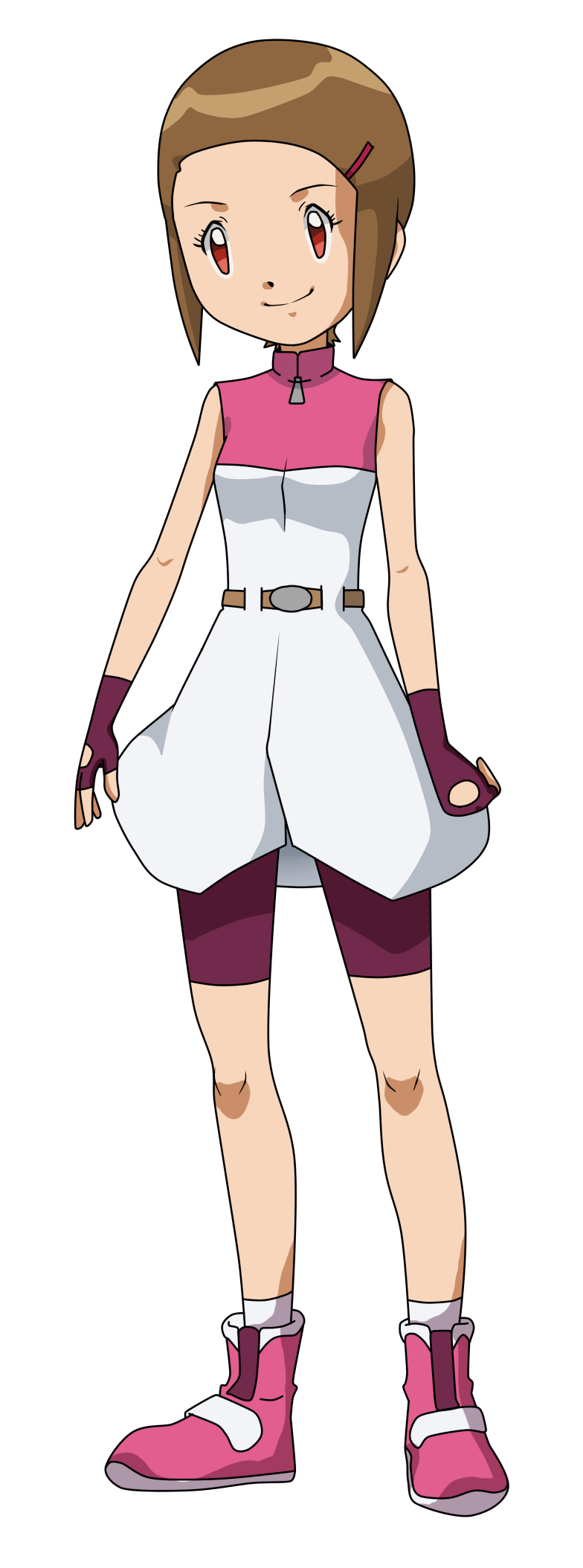 Hikari Yagami ZT Re-Designed by Deko-kun