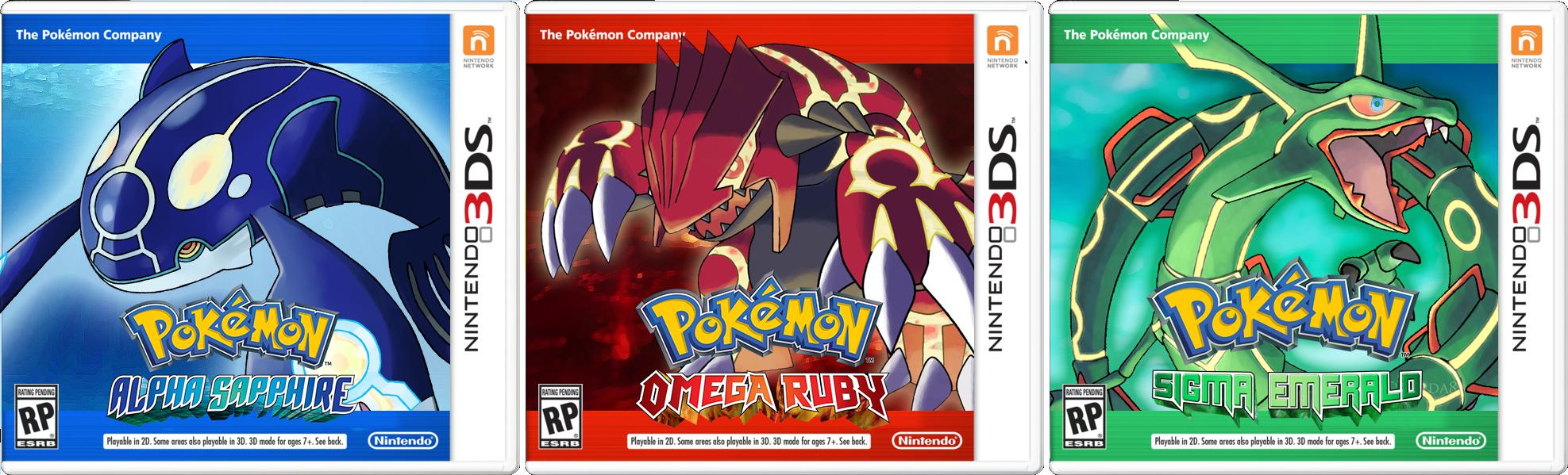 Pokemon Emerald Starter Pokemon Evolutions Pokemon Omega Ruby Alp...