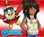 Comm :: Vega and Hawkmon