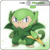 001 - Monana by Deko-kun