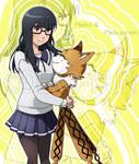 Meiko and Meikuumon