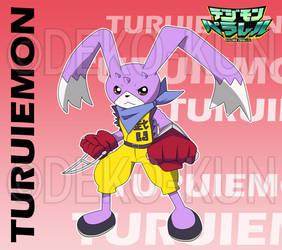 Digimon Parallel - Turuiemon