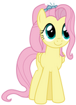 Future Fluttershy (Without eye bags) by MYCARO