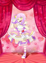 IK-P S2: Cure Idol by RedvelvetPierrot