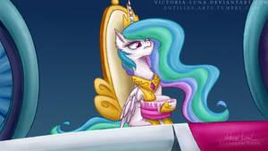 Cake Empress by Victoria-Luna