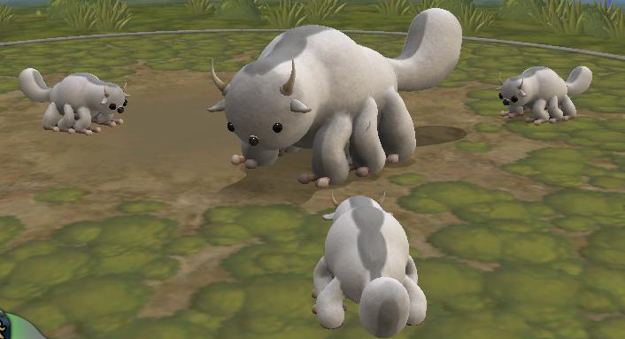spore: cute