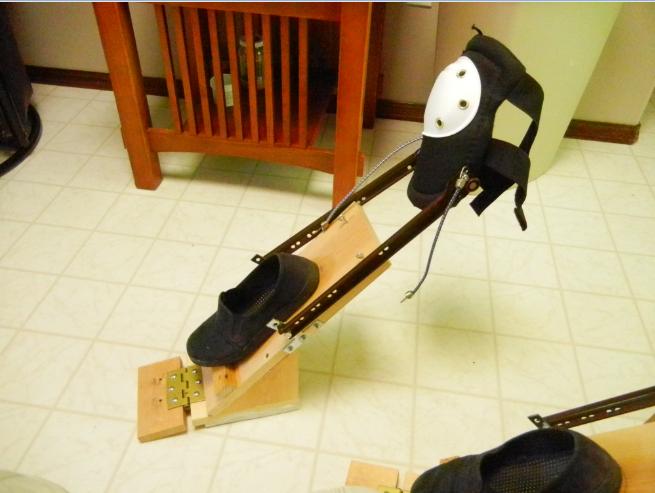 how to make slim digitigrade legs