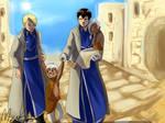 Making Things Right: RoyxRiza(post manga) by fluffpuffgerbil
