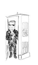 Random Scottish Fanfic Chapter 12 Illustration by InfraredMoth