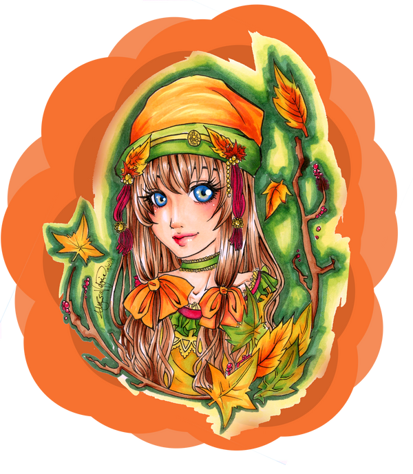 Autumn by illustica