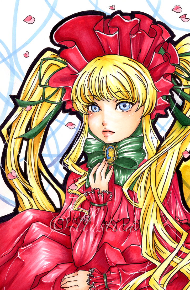 Rozen Maiden: Shinku by illustica