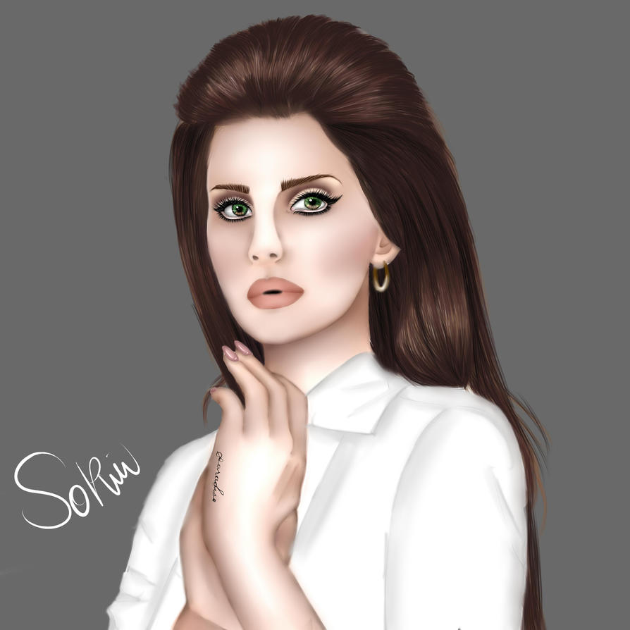 Lana del rey drawing by vklover11 on deviantart for Lana del rey coloring pages
