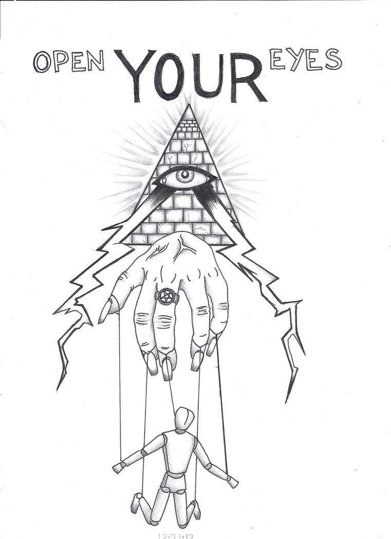 Illuminati Emulate By Shivasativa420 On Deviantart