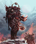 Word Bearers Chaos Space Marine