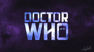 Doctor Who logo redesign