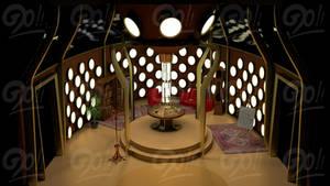 Tardis interior custom