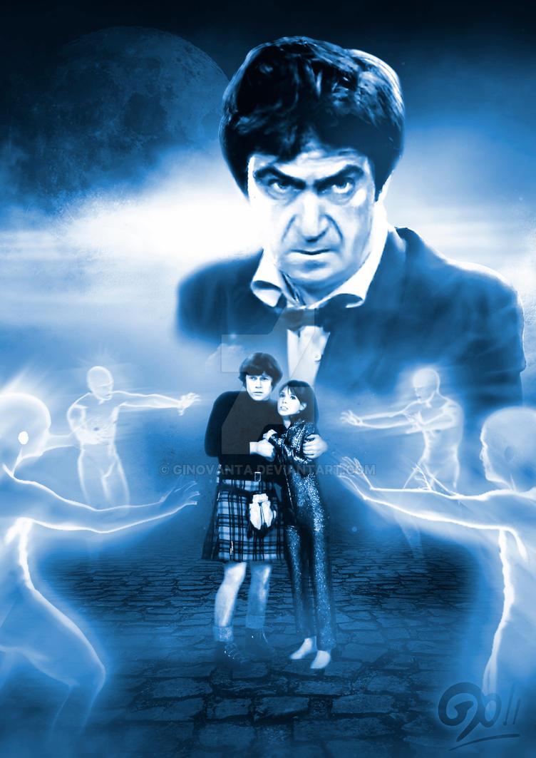 Doctor Who and the Ecto-Men by ginovanta