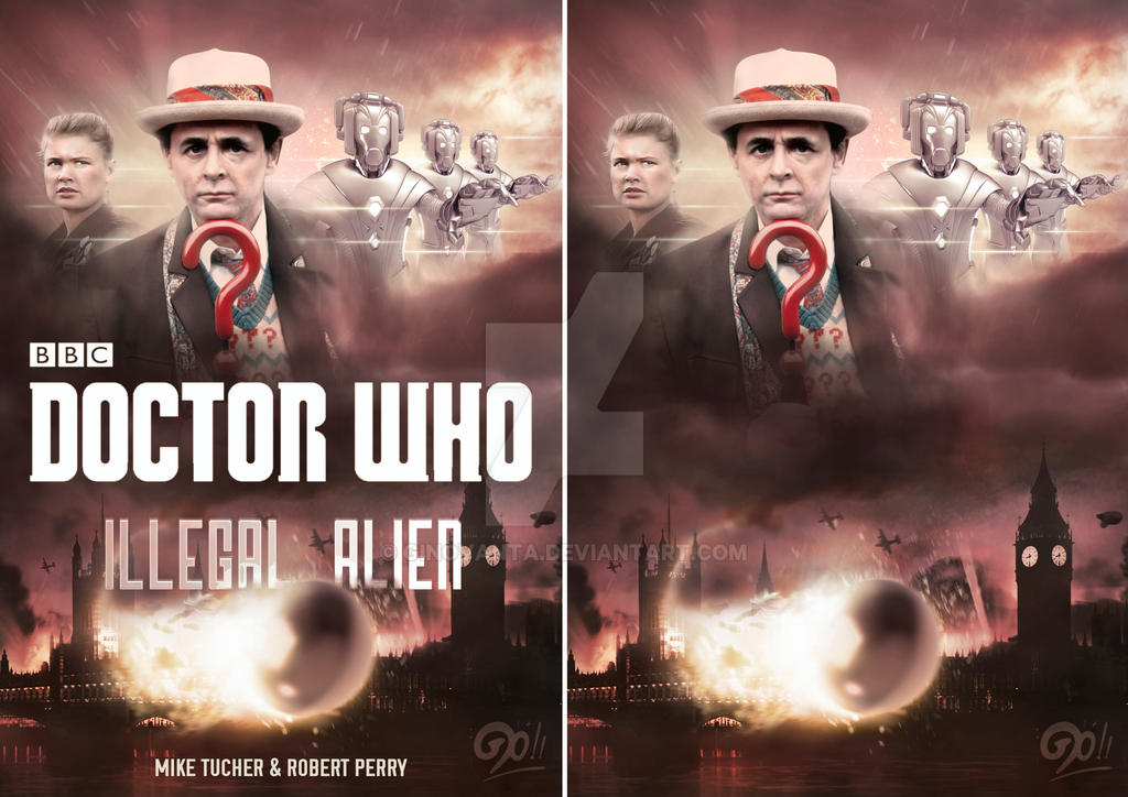 Doctor Who - Illegal alien by ginovanta
