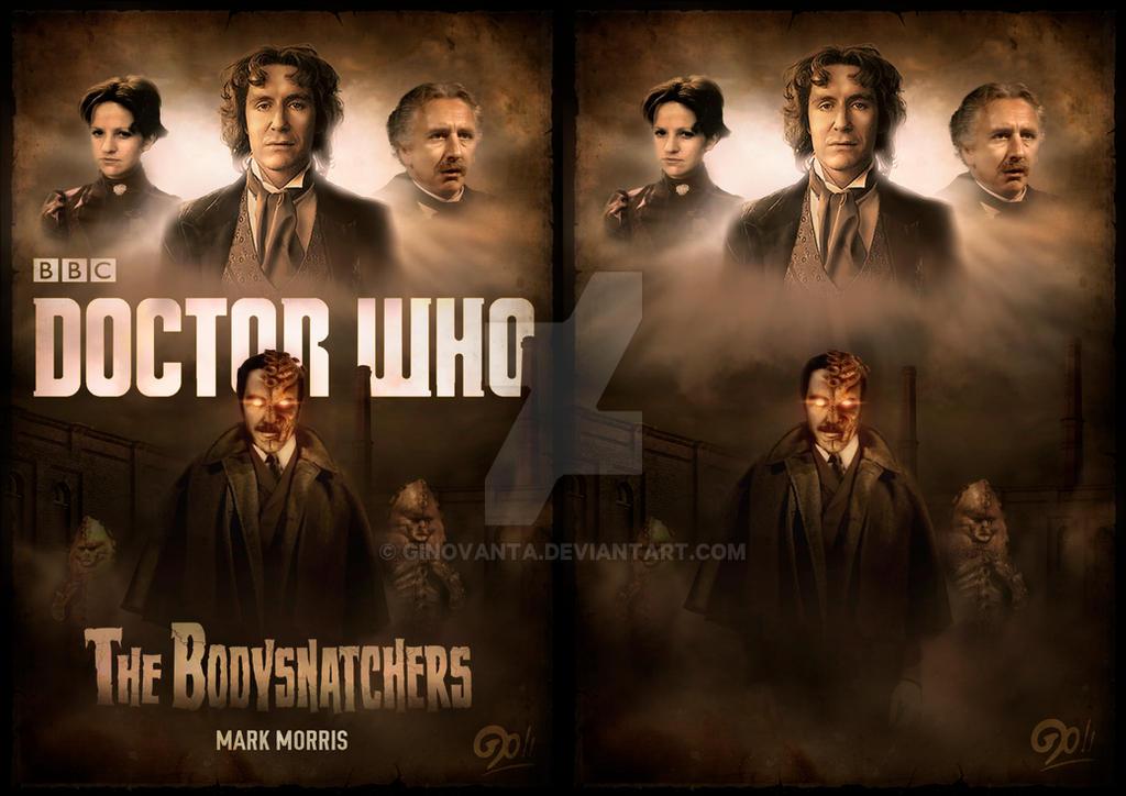 Doctor Who - The Bodysnatchers by ginovanta