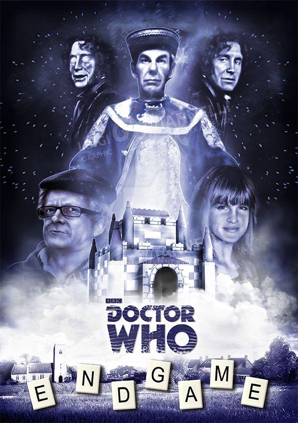 Doctor Who - Endgame by ginovanta