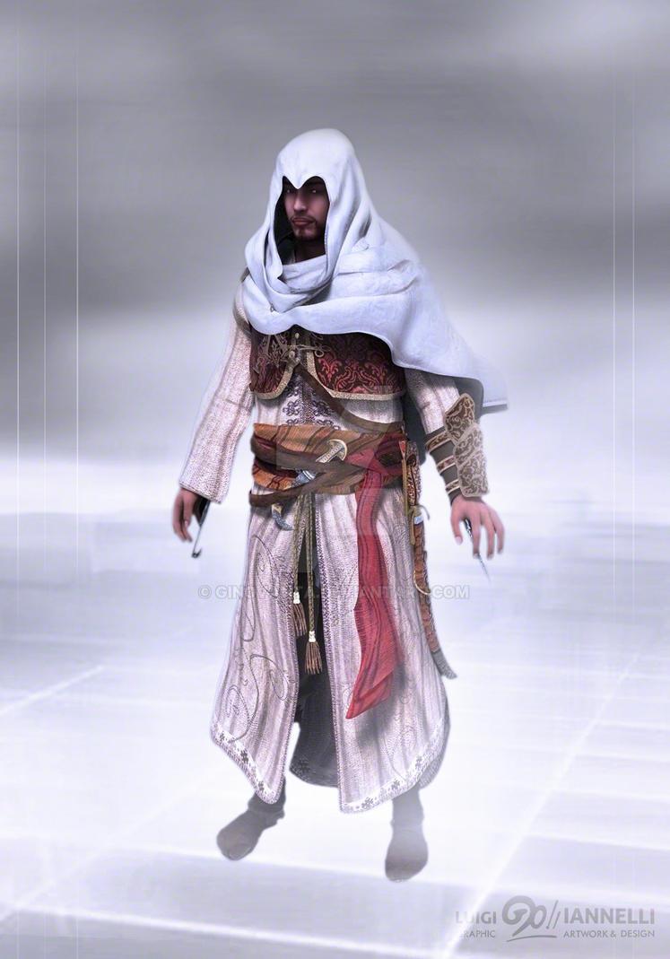 Arabian Assassin by ginovanta