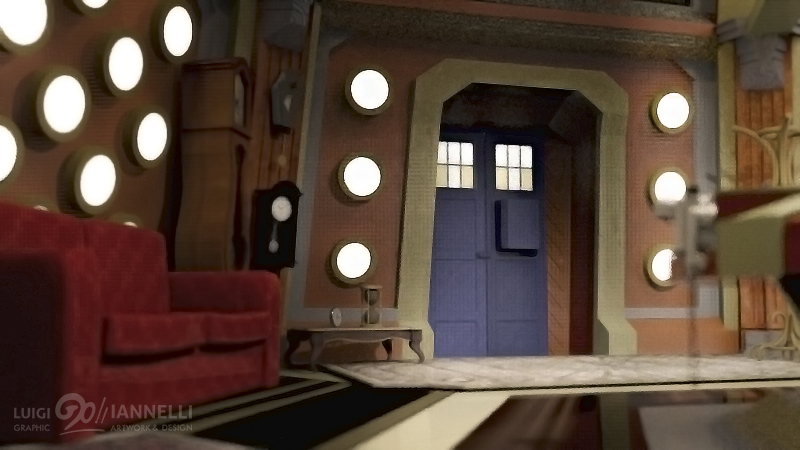 Custom Tardis Console Room Google Search Doctor Who T