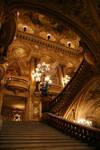 Paris Opera House Staircase