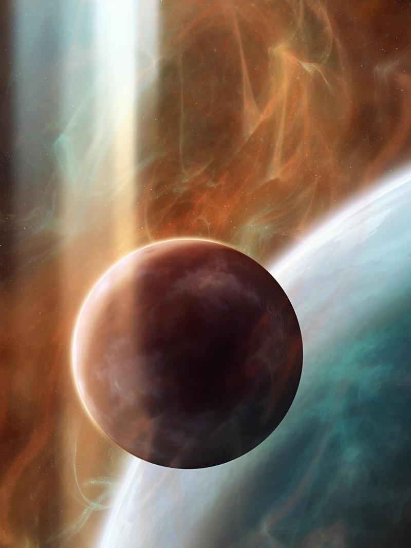Hope Nebula by vmulligan