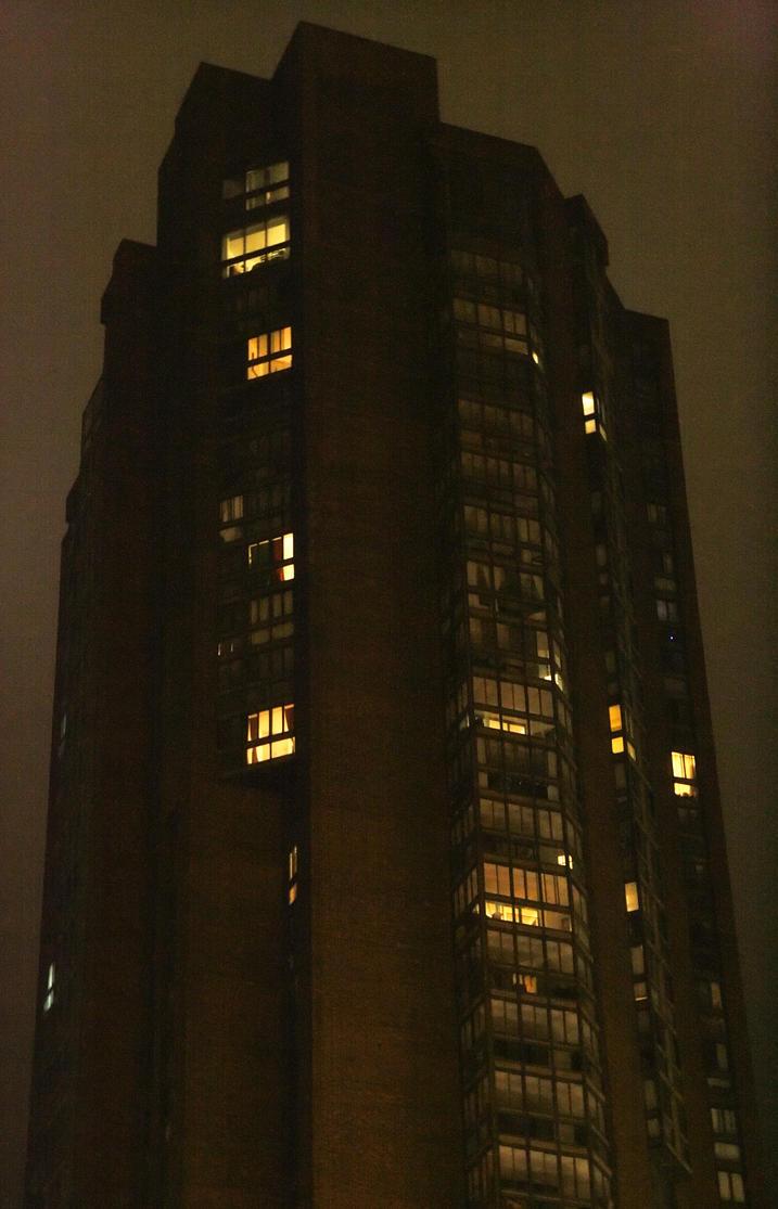 Bay Street Building by vmulligan