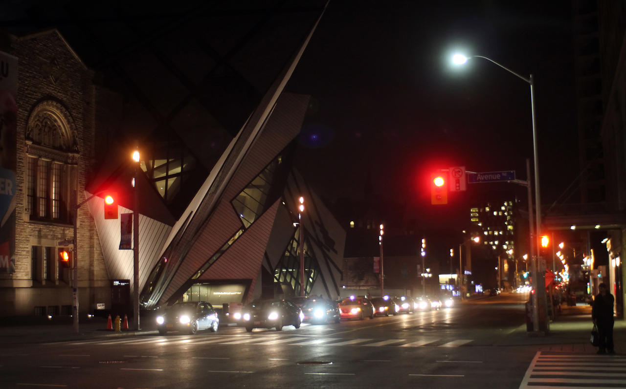 The ROM at Night by vmulligan