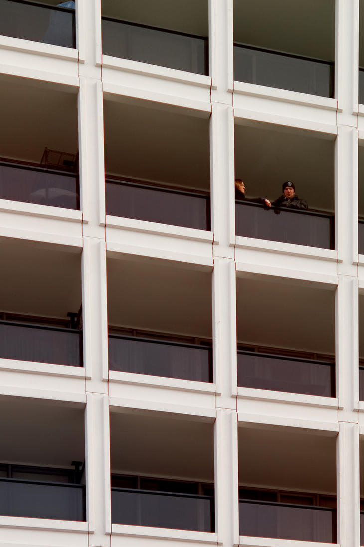 Balconies by vmulligan