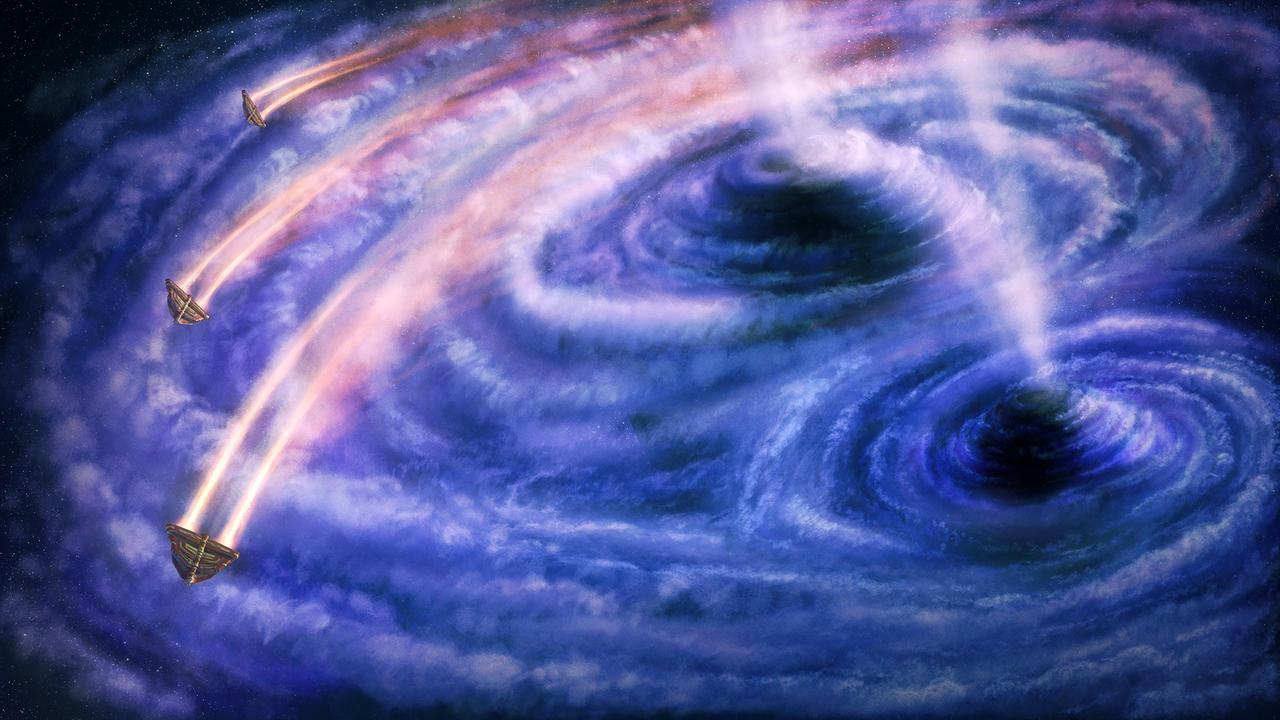 Black Holes by vmulligan