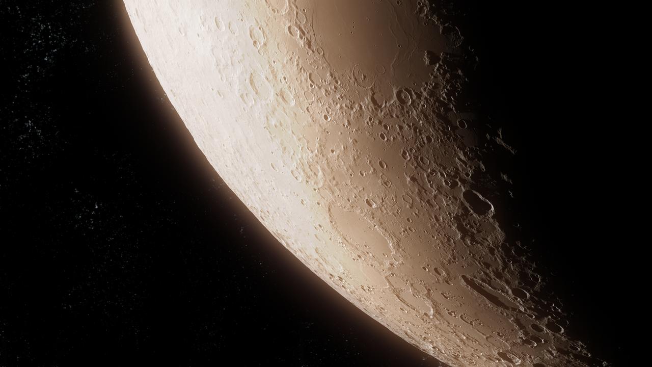 Moon Test by vmulligan