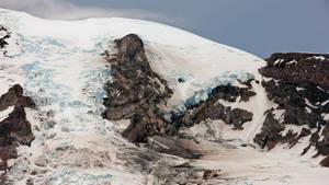 Glaciers of Mt. Rainier
