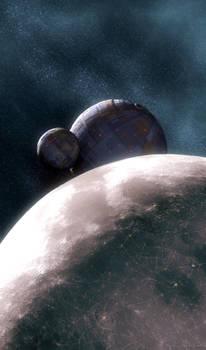 Lunar Orbital Stations