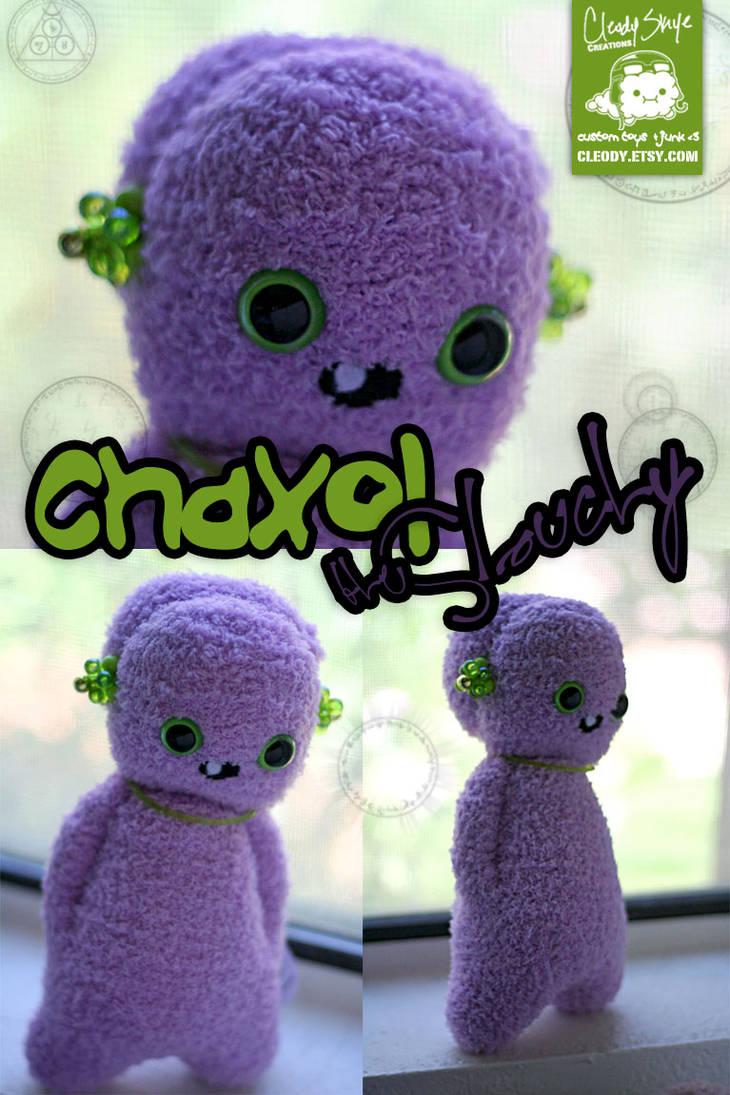 Chaxol the Ultra Nerd Slouchy