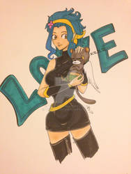 Levy!! And Lilypanther :).