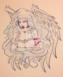 Moody Angel