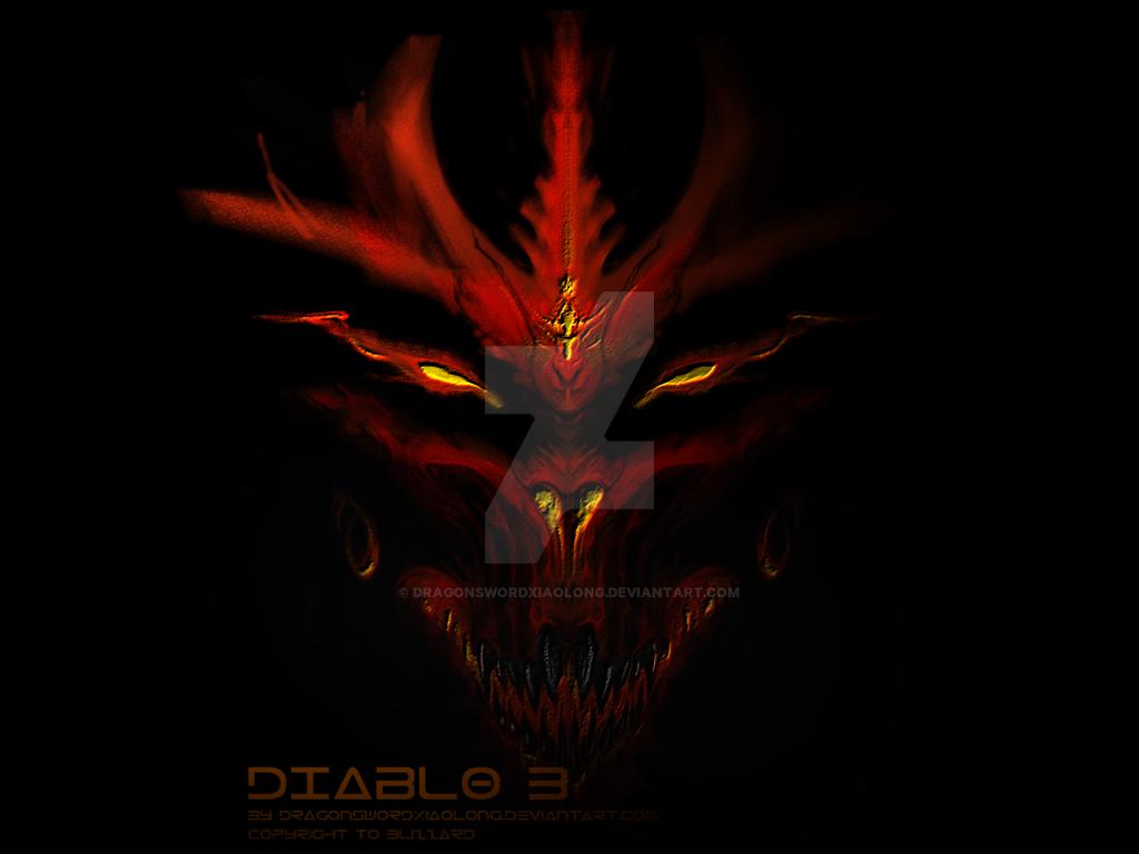 Diablo3 by DragonSwordXiaoLong