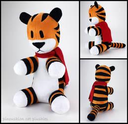 Hobbes by tifiz