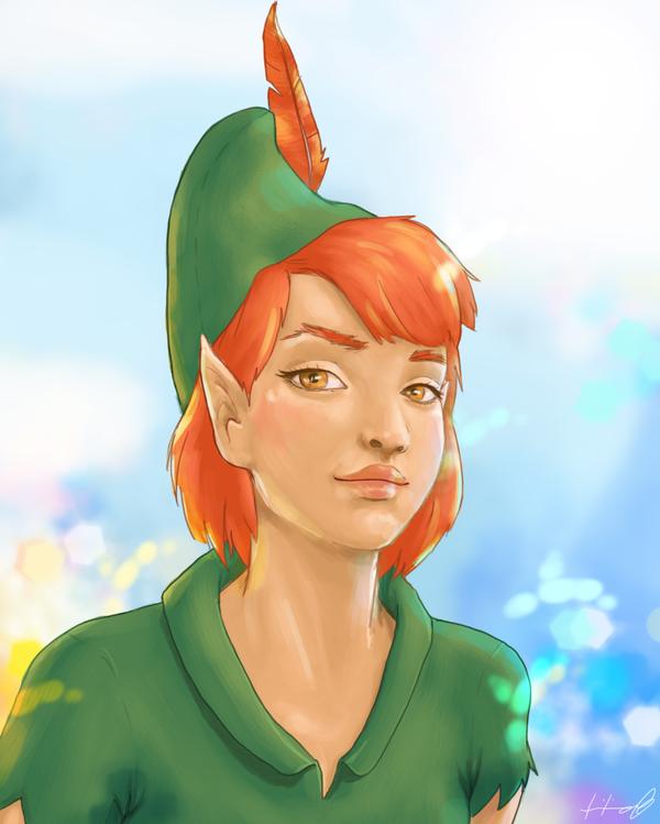 Penny Pan by LilianSK