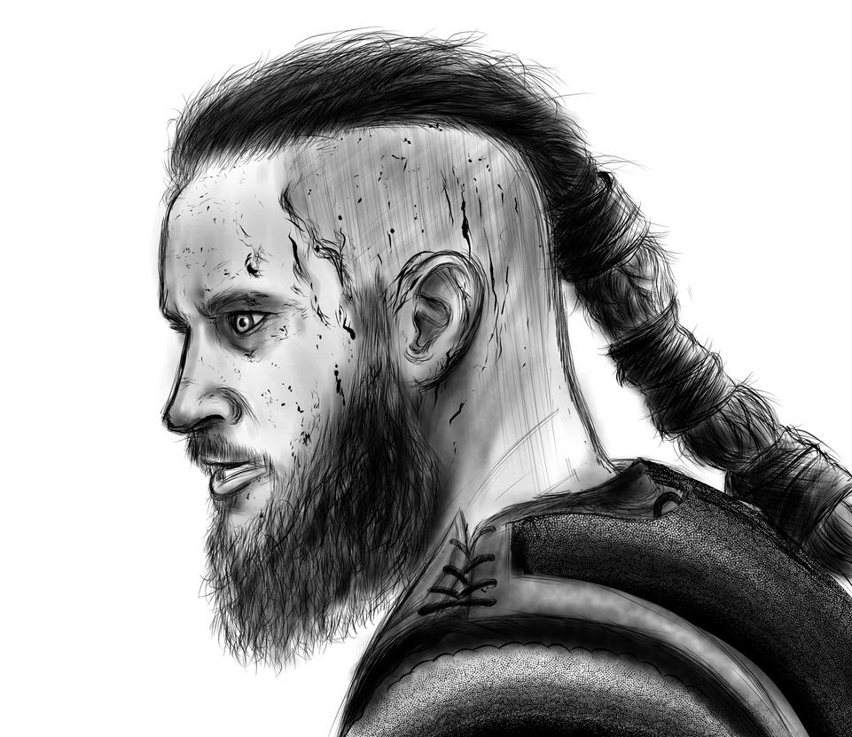 Ragnar Lothbrok by IceAgony