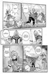 The Legend of Dragoon #24 by AdrianRoszak