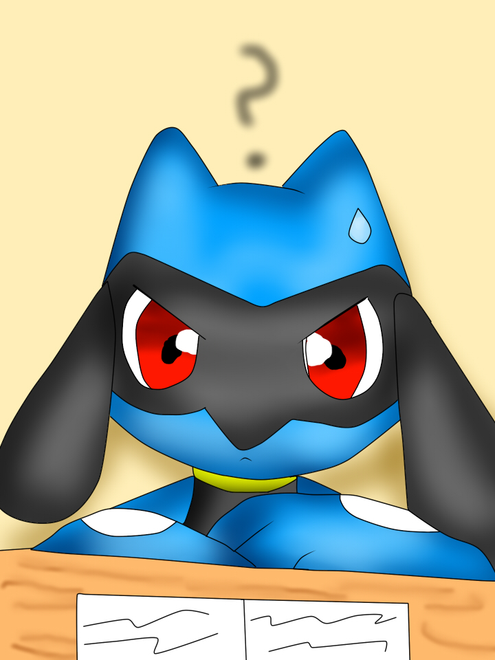 Pin Lucario Riolu on Pinterest