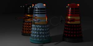 Dalek Annual Squad