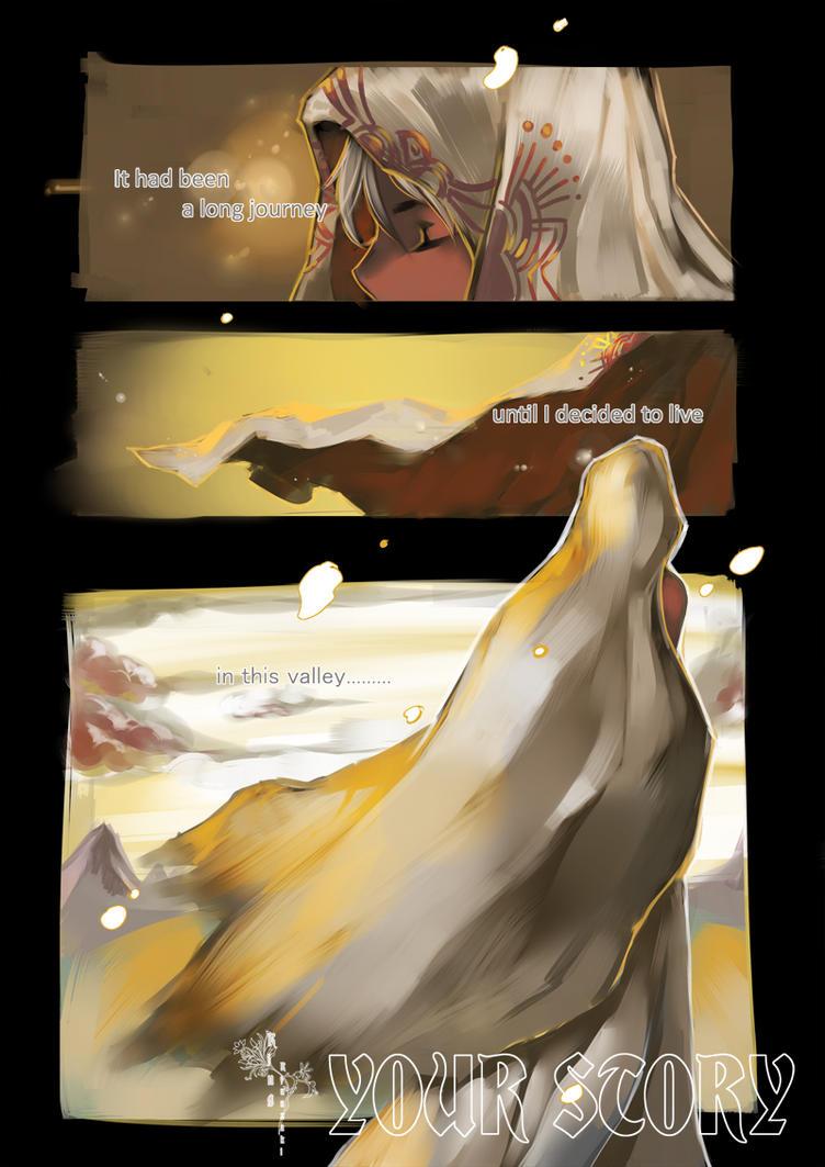 YOUR STORY-C1P1 by kingryuuzaki