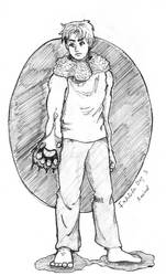 Inktober #3: Animal by ladysugarquill